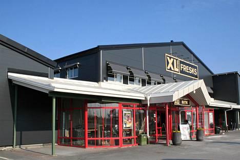 Fresksin myymälä Ruotsin Östersundissa.