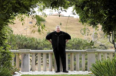 Megaupload teki Kim Dotcomista miljonäärin. Hän asuu kartanollaan Uudessa-Seelannissa.