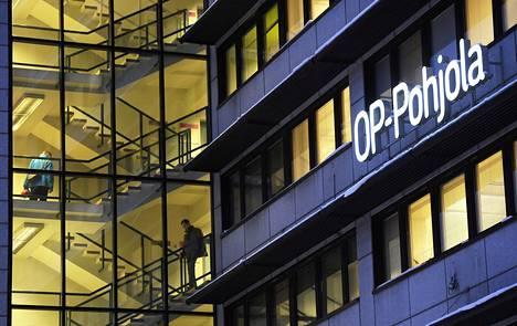 OP-Pohjolan pääkonttori on Helsingin Vallilassa.