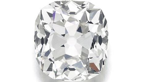 Salaperäinen timantti myydään Sotheby'sin huutokaupassa kesäkuussa.