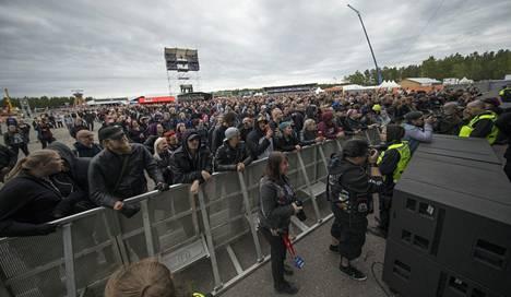 Rockfestien kävijämäärä oli viime vuonna 60000.