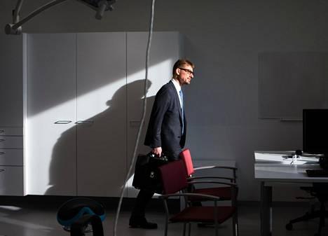 Husin lasten ja nuorten sairauksien tulosyksikön toimialajohtaja Jari Petäjää esitettiin tehtävään kesäkuussa.