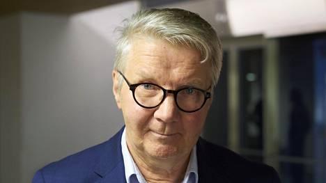 Kansanedustaja Pirkka-Pekka Petelius.
