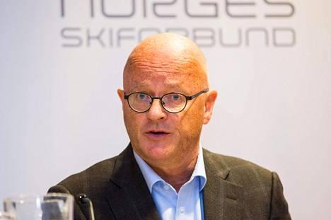 Fredrik S Bendiksen toimi aiemmin Norjan hiihtomaajoukkueen lääkärinä.