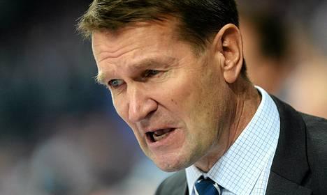 Erkka Westerlund valmentaa Jokereita KHL-liigassa ensi kaudella.