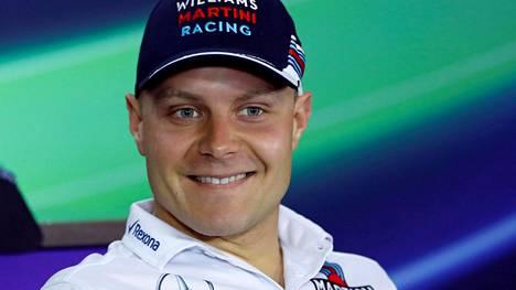 Valtteri Bottas lähtee luottavaisena Venäjän osakilpailuun.