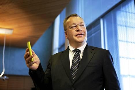 Nokian toimitusjohtaja Stephen Elop uskoo, että älypuhelinmarkkinoiden jatkuvan muutoksen takia yhtiöllä on hyvät mahdollisuudet lisätä myyntiään ja markkinaosuuttaan.