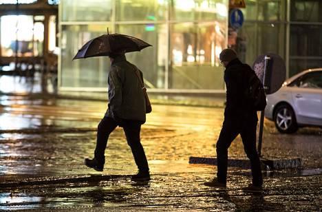 Sateiden uskotaan lisääntyvän ilmastonmuutoksen vuoksi.