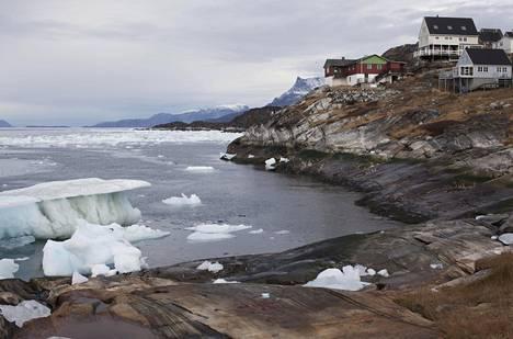 Grönlannin jäätiköiden sulaminen saattaa muuttaa Atlantin merivirtaa.