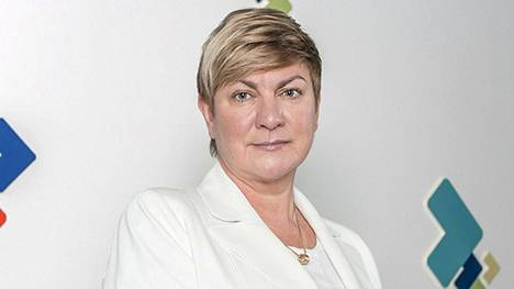 Hytestin toimitusjohtaja Maria Severina.