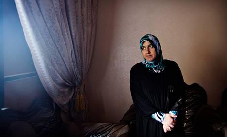 Suhair Abu Nasser menetti talonsa israelilaisten pommituksissa.