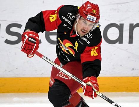 Sami Lepistö kuvattuna 22. lokakuuta 2019.