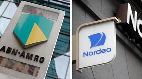 Nordean ostotarjous ABN Amrosta hylättiin.