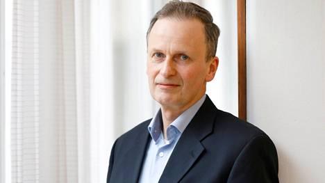 Helsingin yliopiston rikosoikeuden professori Kimmo Nuotio.