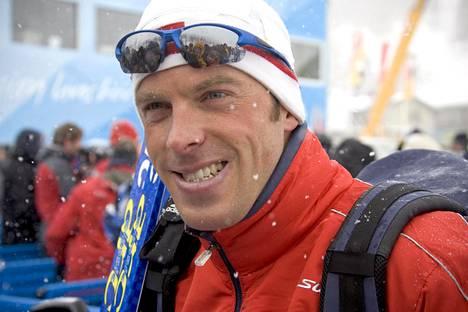 Anders Aukland osallistui vuonna 2006 Torinon olympialaisiin.