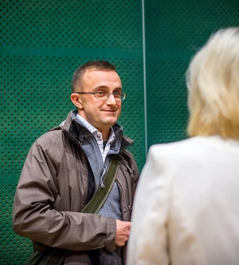 Nokialla aiemmin työskennellyt Hannu Ventomäki aikoo hakea virolaiseen ammattikorkeakouluun.