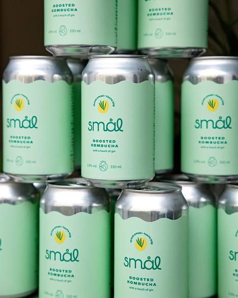 Kåskan tuore lanseeraus on tölkitetty Smål, jonka alkoholiprosentti on 2,8.