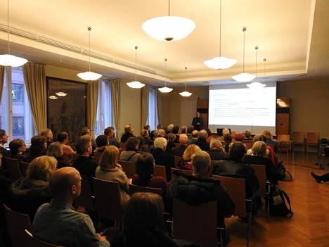 Vuonna 2019 ohjelmaa seurattiin Helsingin yliopistolla.