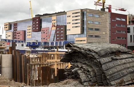 Kalasataman keskus on ensimmäinen Helsingin omien suunnitelmien mukainen uuden ajan terveys- ja hyvinvointikeskus. Sen on suunniteltu palvelevan 100000 asukasta.