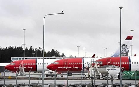 Suomalainen ammattijärjestö aikoo pysäyttää Norwegianin suomalaislentojen tavarankäsittelyn sunnuntaina.