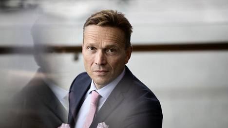 Neljä vuotta Suomen olympiakomiteaa johtanut Timo Ritakallio työskentelee OP Ryhmän pääjohtajana.