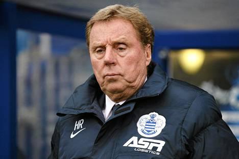 Harry Redknapp jättää QPR:n.
