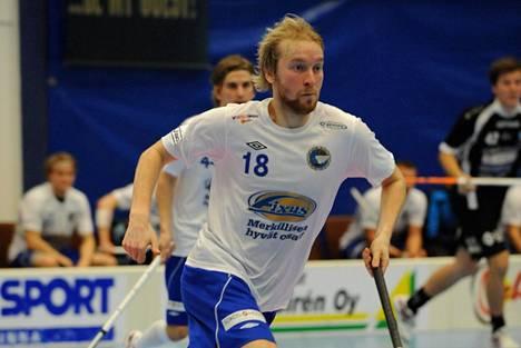 Lauri Kapanen jää pois maajoukkueleiriltä.
