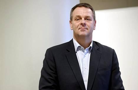 Pormestari Jan Vapaavuori Helsingissä tiistaina 10. maaliskuuta.