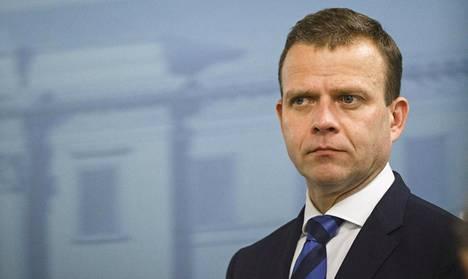 Valtiovarainministeri Petteri Orpo.