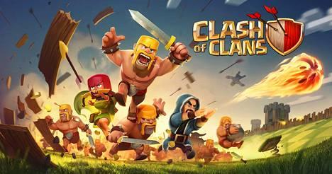 Clash of Titans on Supercellin peli. Supercell oli selvityksen mukaan selvästi suurin pelipuolen tekijänoikeustulojen tuoja 2017.