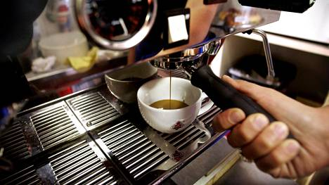 Hyvässä kahvilassa välineet ovat puhtaita.