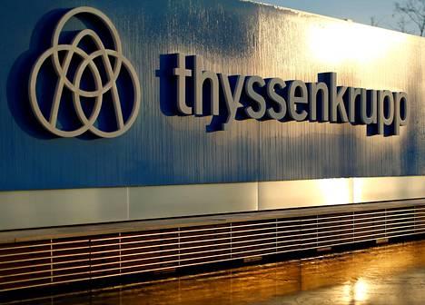 Bloombergin lähteiden mukaan ThyssenKrupp ei ole perumassa jo ilmoitettua hissiyksikkönsä listaamista pörssiin.