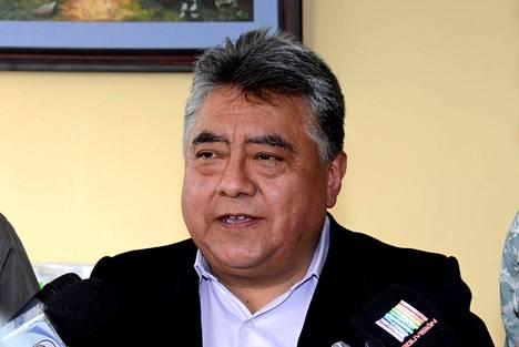 Rodolfo Illanes.