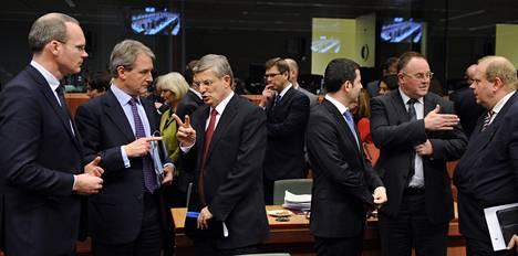EU:n maatalousministereitä kokoontui illaksi hätäkokoukseen Brysseliin. Suomi ei ollut mukana.