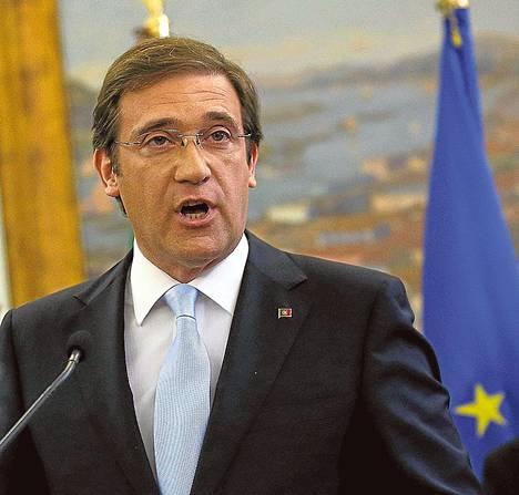 Portugalin pääministeri Pedro Passos Coelho ilmoitti sunnuntaina, että maa irrottautuu EU:n, EKP:n ja IMF:n rahoitusapuohjelmasta.