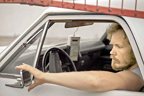 Matti Laine on Ajomies.