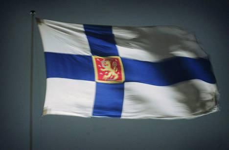 Itsenäisyyspäivä on yksi Suomen virallisista liputuspäivistä.