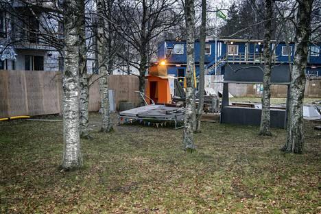 Koskelan sairaalan alueelta löytyi maanantaina 16-vuotiaan pojan ruumis.