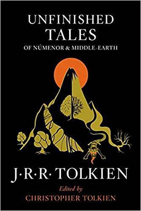 Keskeneräisten tarujen kirja on yksi Christopher Tolkienin viimeistelemistä ja julkaisemista teoksista.