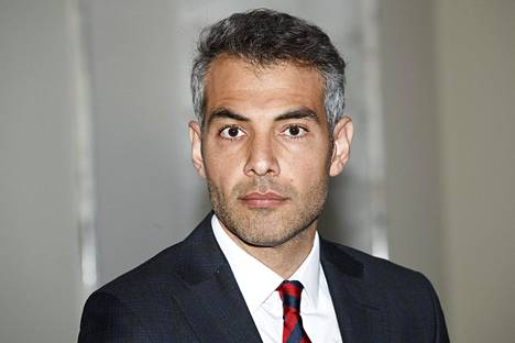 Kansanedustaja Hussein al-Taee.
