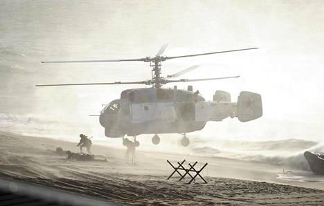Venäjän läntinen sotilaspiiri ja Valko-Venäjän asevoimat toteuttivat Zapad-sotaharjoituksen viimeksi vuonna 2013.