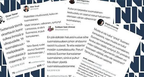 Kuka on suomalainen? Kuka on tarpeeksi suomalainen?