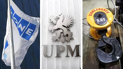 Kone, UPM ja Konecranes ovat keskeyttäneet tuotantonsa Kiinassa koronavirustartuntojen ehkäisemiseksi.