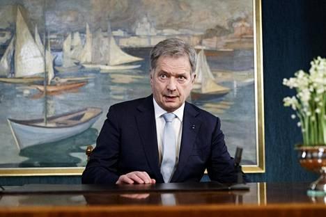 Tasavallan presidentti Sauli Niinistö kommentoi ihmisryhmien leimaamista ja maahanmuuttajien vastuuta uudenvuodenpuheessaan.