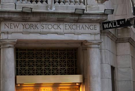 New Yorkin arvopaperipörssin toiminta alkoi Wall Streetillä yli 200 vuotta sitten.
