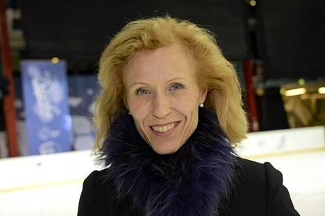 Susanna Rahkamo vuonna 2012.