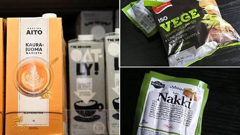 Vegaanituotteiden myynnin osuus on pääkaupunkiseudulla suurin Helsingin kantakaupungissa ja etenkin Kallion ja Sörnäisten kulmilla.