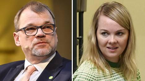 Keskustan varapuheenjohtaja Katri Kulmunin johdolla valmisteltu sosiaaliturvamalli kunnioittaa puoluekentän näkemystä, mutta Juha Sipilä ja muu puolueen johtajisto vastustaa mallia.