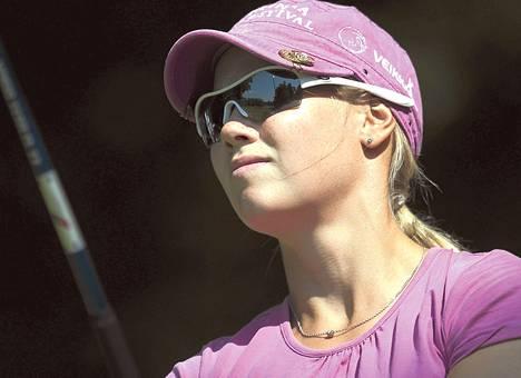 Minea Blomqvist-Kakko yltäisi mukaan olympialaisiin tämän hetken maailmanlistasijoituksensa turvin. Blomqvist-Kakko on listalla 184:s.