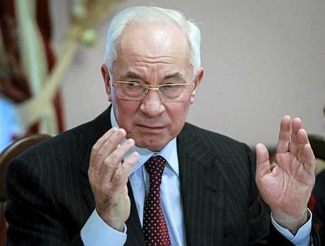 Mykola Azarov